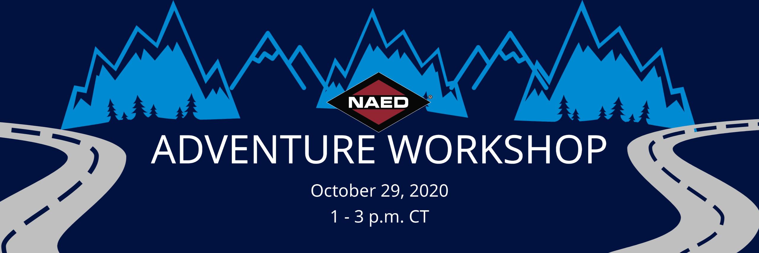 2020 Adventure Workshop to Focus on Customer Needs